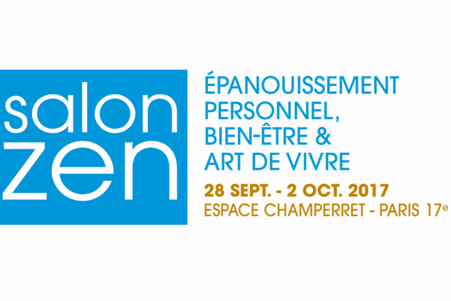 Salon zen bien tre et art de vivre rc pro bien tre - Salon paris septembre 2017 ...
