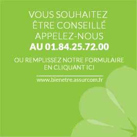 assurance bien-être Essonne